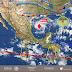 Servicio Meteorológico Nacional, fuente oficial del Gobierno de México, emite el siguiente aviso: