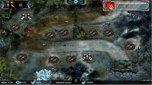 Colony Defenders TD 2 - Image du Jeu