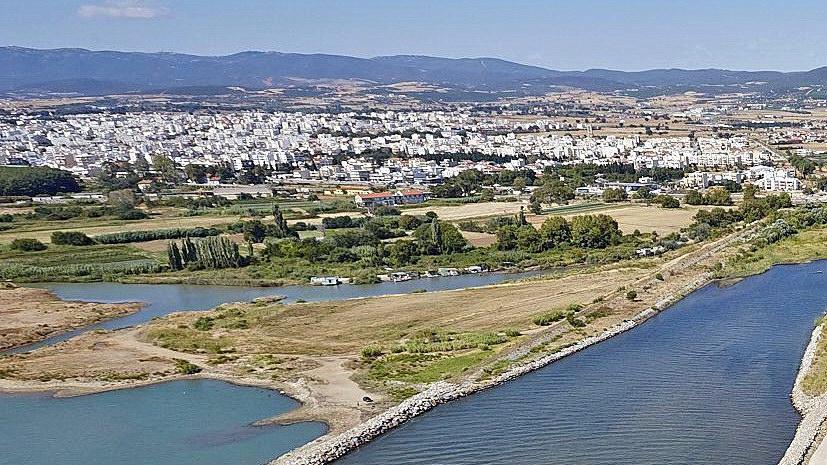 Τα Μαϊστριανά είναι ή δεν είναι απαραίτητα για να αναπτυχθεί το λιμάνι της Αλεξανδρούπολης;