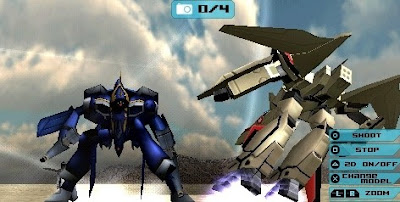 Download Macross Ace Frontier PSP PPSSPP
