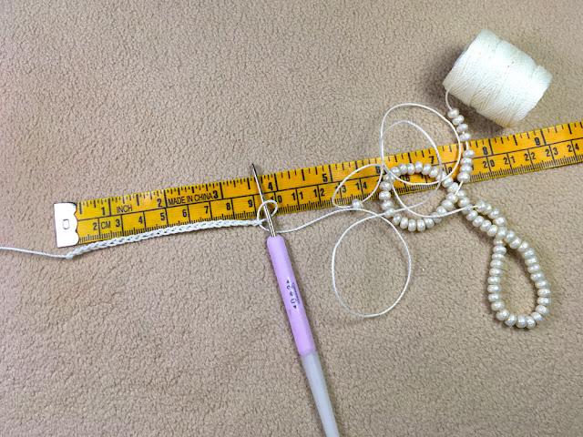 Barefoot Sandals - DIY Crochet Tutorial