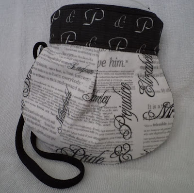 Amy Butler Key Keeper Coin Purse crafted by eSheep Designs