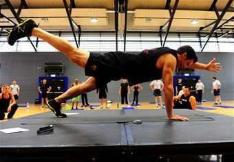 Is P90X an Effective Workout for Firefighters? | Fire Rescue