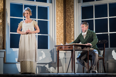 Jonathan Dove: Mansfield Park - The Grange Festival - Martha Jones, Grant Doyle(Photo Robert Workman)