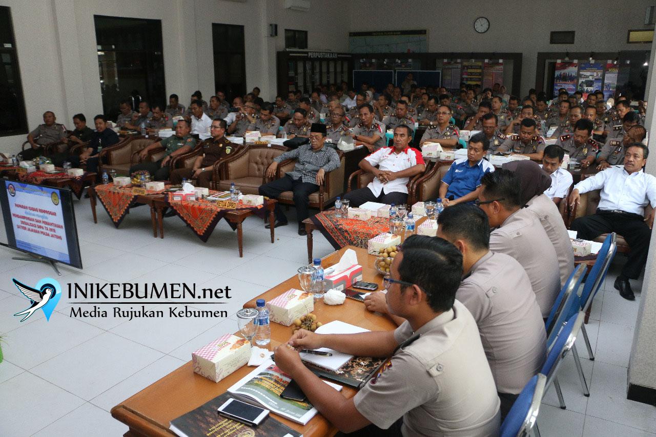 Banyak Polisi yang Dimutasi, Dipa Polres Kebumen Berkurang jadi Rp 984 Juta