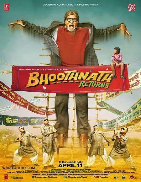 Bhoothnath Returns 2014 Official Theatrical Trailer 720p HD