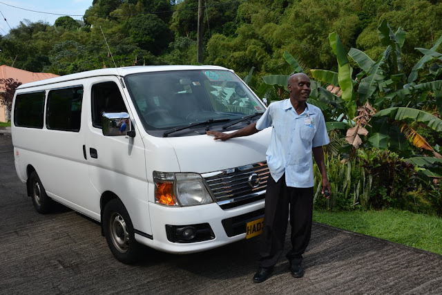 St. George Grenada taxi