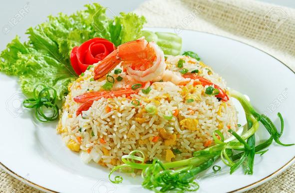 Resep Nasi Goreng Vegetarian Sayuran