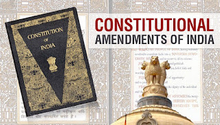 21st Amendment in Constitution of India