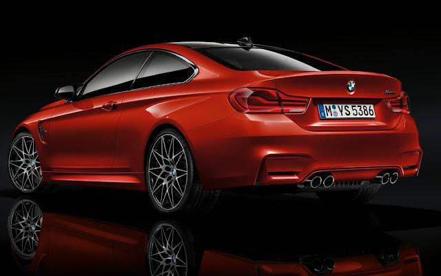 Novo BMW M4 2017: fotos e informações - estréia dia 9 de março em Genebra