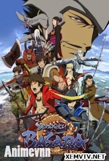 Sengoku Basara 2 -Cuộc Chiến Quỷ Vương - Sengoku Basara Ni 2010 Poster