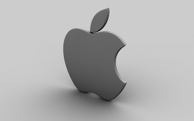 3D Apple download besplatne pozadine za desktop 1280x800