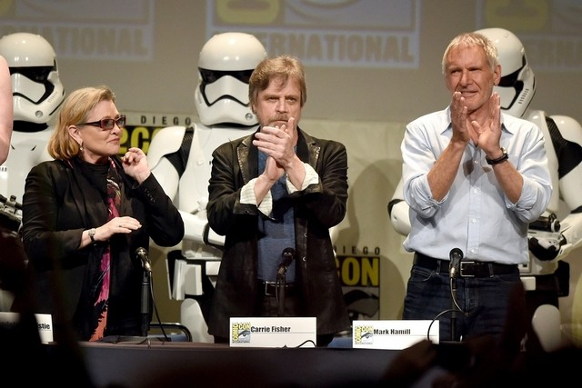 Star Wars: Episode VII - Detras de Cámaras Comic-Con 2015