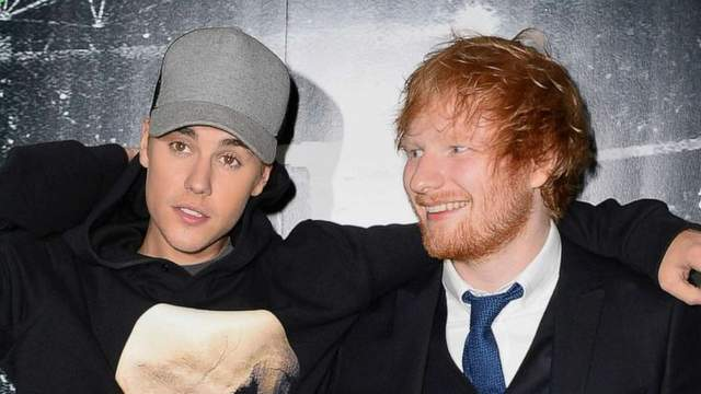 Ed Sheeran dan Justin Bieber - I Dont Care