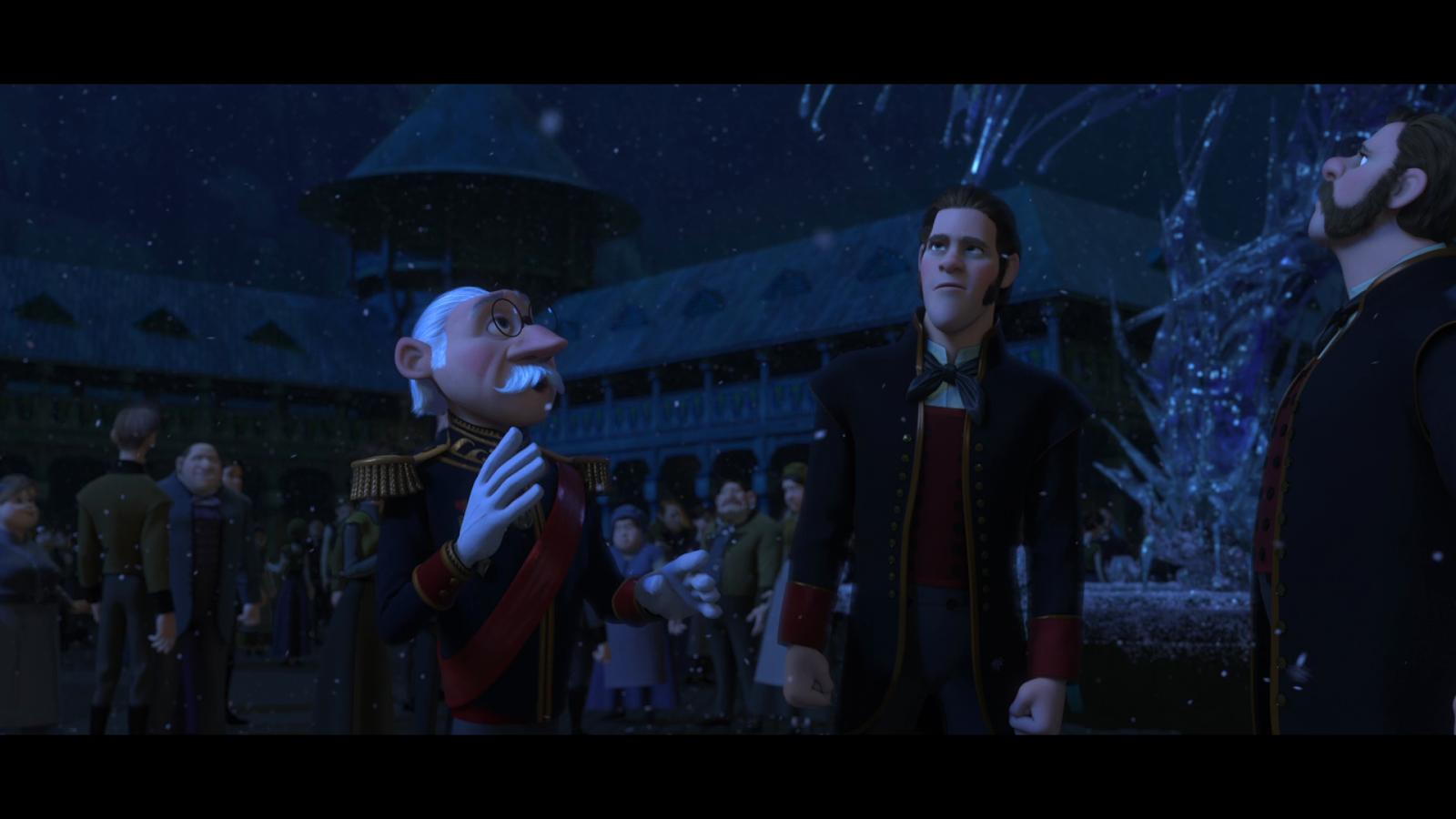 Frozen: Una Aventura Congelada (2013) BRRip 720p Latino-Castellano-Ingles captura 1