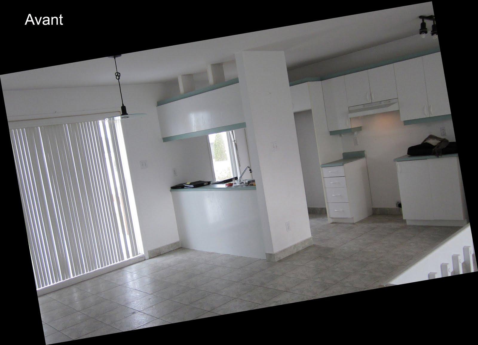 l 39 espace d co home staging premi re partie la cuisine. Black Bedroom Furniture Sets. Home Design Ideas