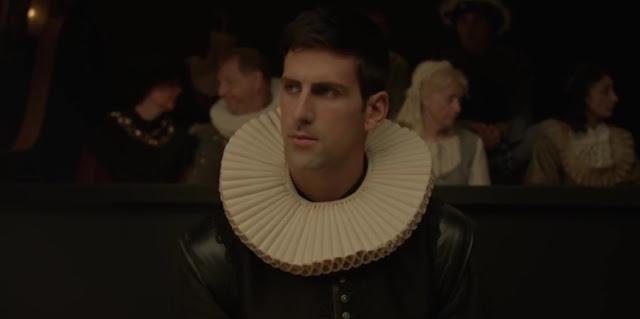 """Djokovic se va al siglo XVII a buscar """"mejores sensaciones"""""""