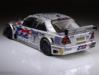 TAMIYA 1/24 AMG Mercedes C-Class DTM D2 model kit #24146