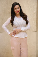 Kyra Dutt in Tight White Top Trousers at Paisa Vasool audio success meet ~  Exclusive Celebrities Galleries 011.JPG