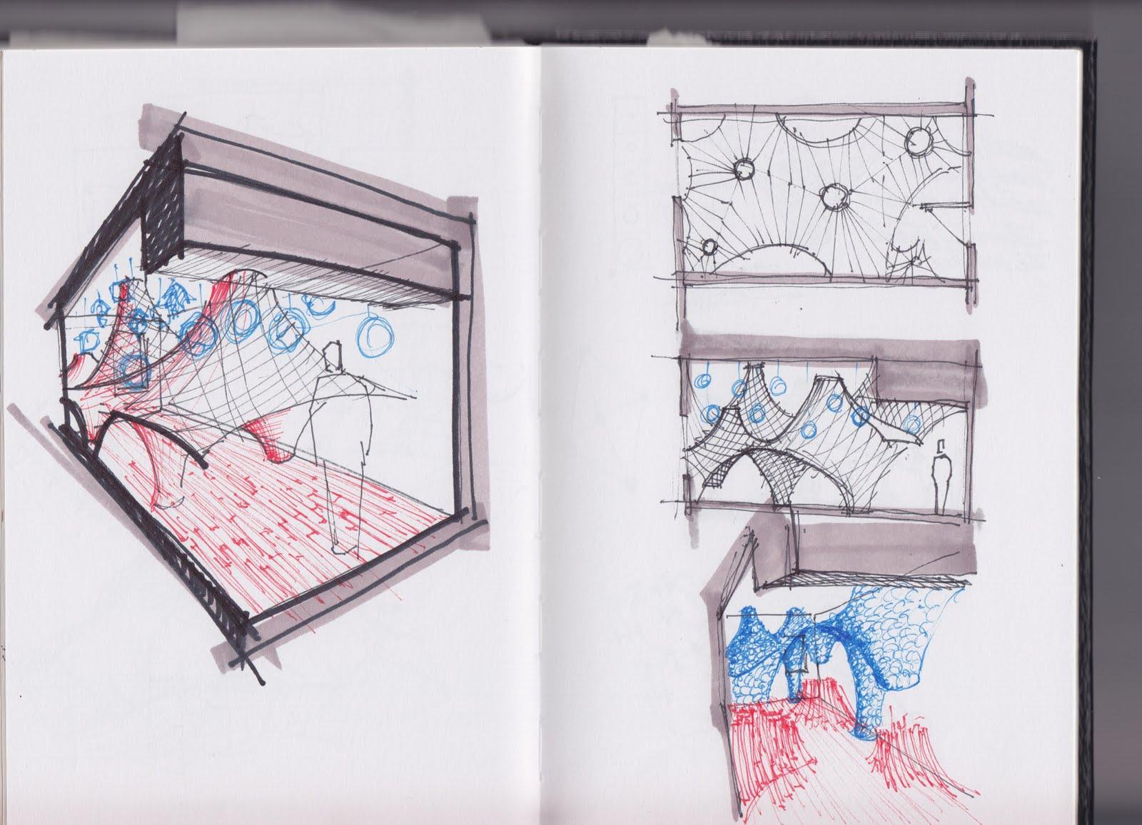 Ryerson Interior Design Portfolio Examples Alluring ...