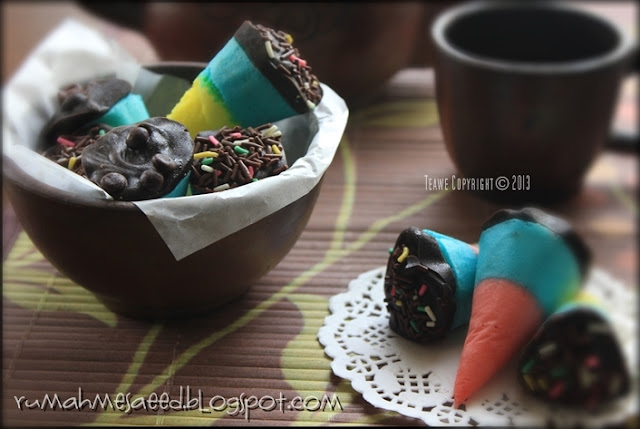 Resep Ice Cream Cake Ncc