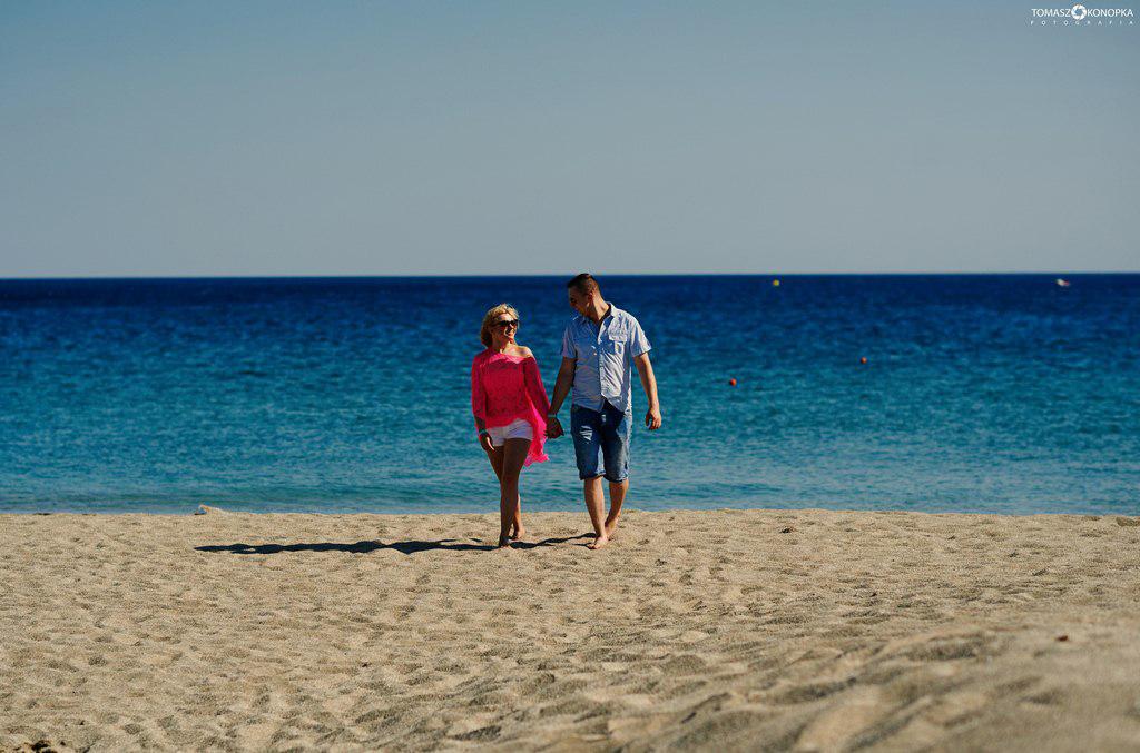 damnoni beach crete tomasz konopka fotografia