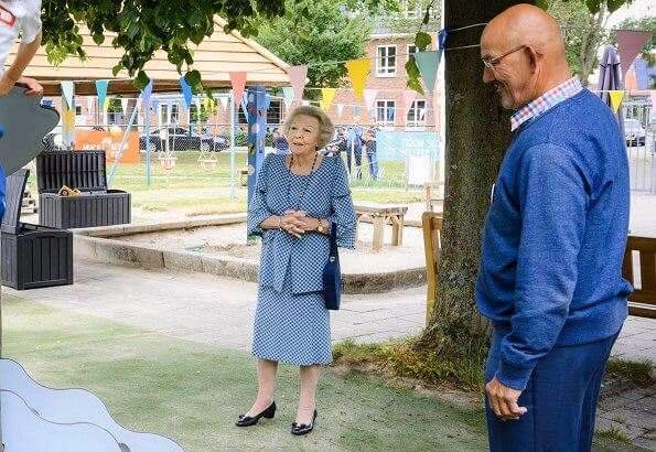 National Outdoor Play Day of the National Youth Fund Jantje Beton