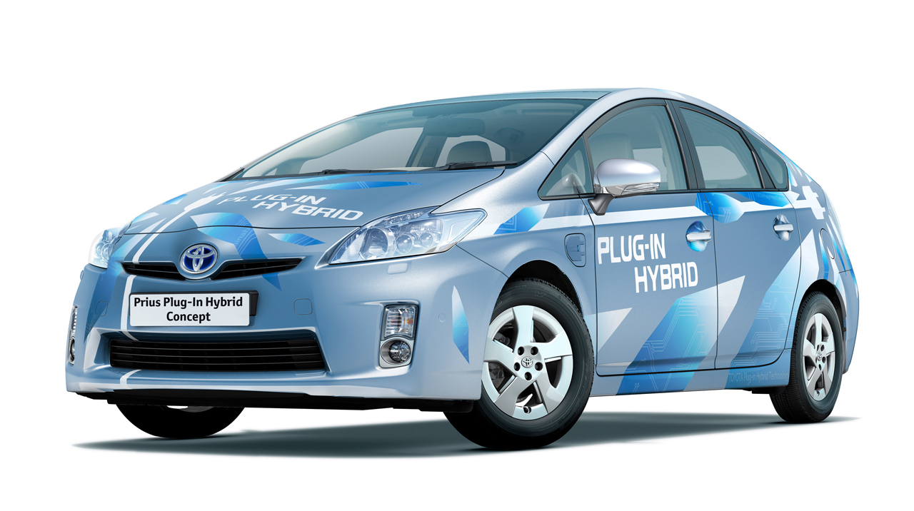 2012 toyota prius phev plug in hybrid vehicle. Black Bedroom Furniture Sets. Home Design Ideas