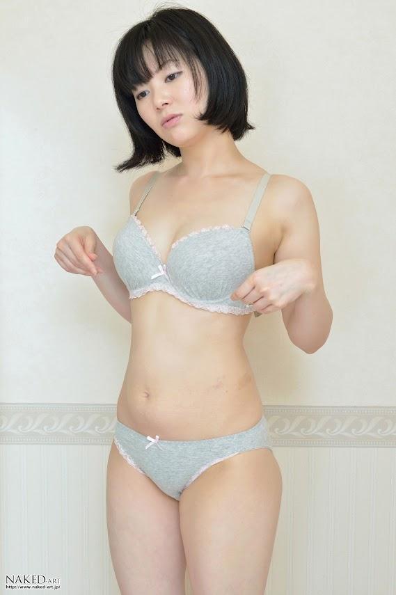 NakedArt-677 Naked-Art No.00677 Shoko Sonoda 園田彰子