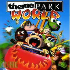 que juego!! la segunda versión de theme park world