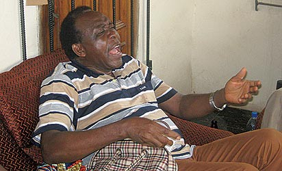 """Nollywood has abandoned me"" – says ailing actor Peter Bunor"