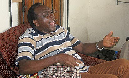 """Nollywood has abandoned me"" - says ailing actor Peter Bunor"