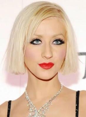 model gaya rambut lurus wanita tahun 2009