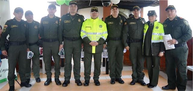 Comandante de Policía de Cundinamarca anuncia aumento de pie de fuerza para Facatativá