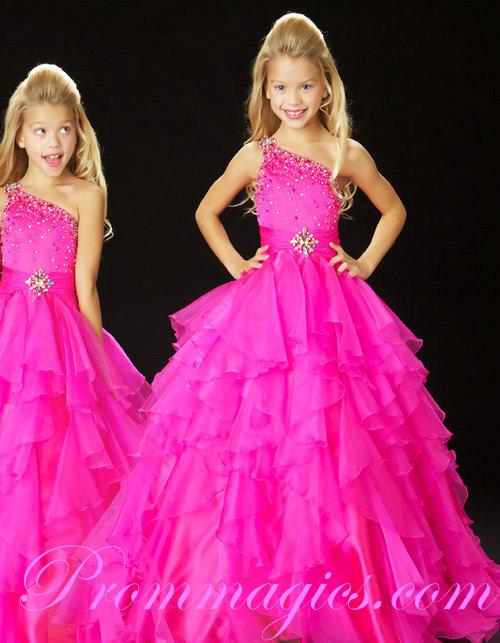 Little Girls Pink Dress | Dresses Dotcom
