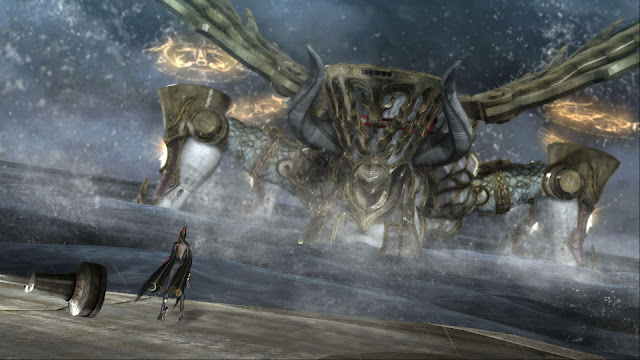 Bayonetta - Xbox360 - Captura 3