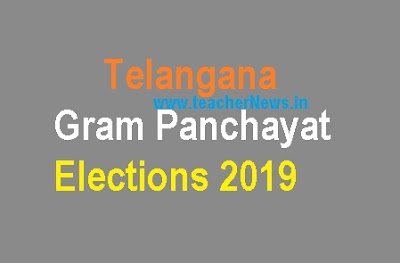 TS Gram Panchayat Elections Important Key Points to PD, APO Stage 1, 2 Officers