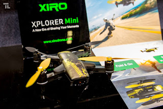 Spesifikasi Xiro Xplorer Mini Drone - GudangDrone