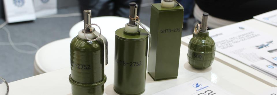 Термобаричні гранати РГТ-27 прийнято на озброєння ЗСУ