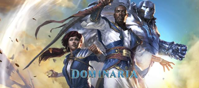 Análisis mazos Planeswalker de Magic Dominaria: Chandra y Teferi