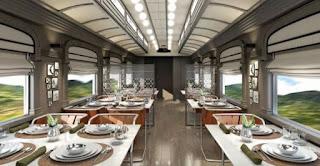 Nuevo Tren de Lujo en Perú