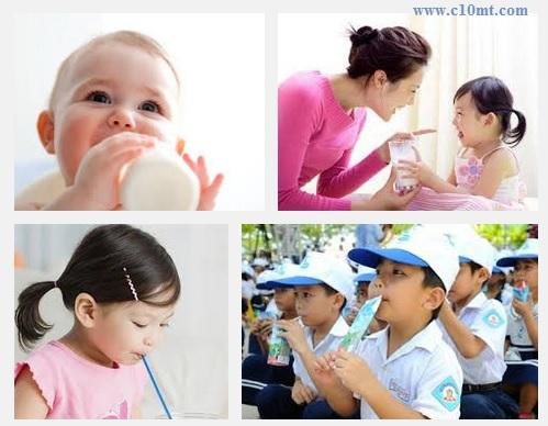 Đặt câu hỏi chuyên khoa nhi về bổ sung sữa canxi [P8]