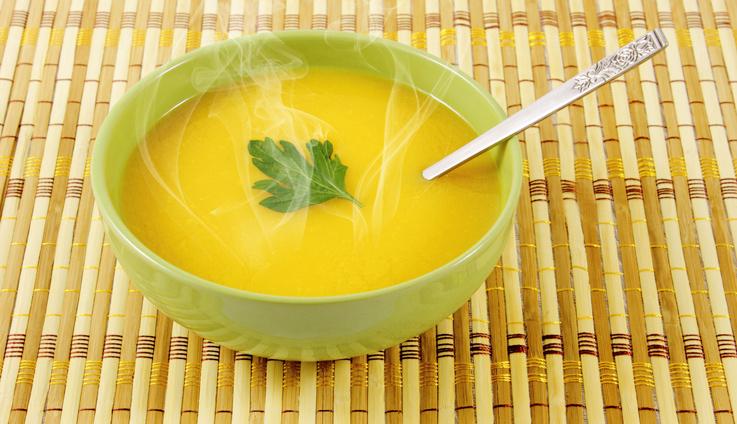 Algo interesante para compartir: La sopa se enfría soplando.