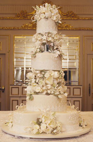Royal Wedding Cake Of Prince William And Catherine Middleton