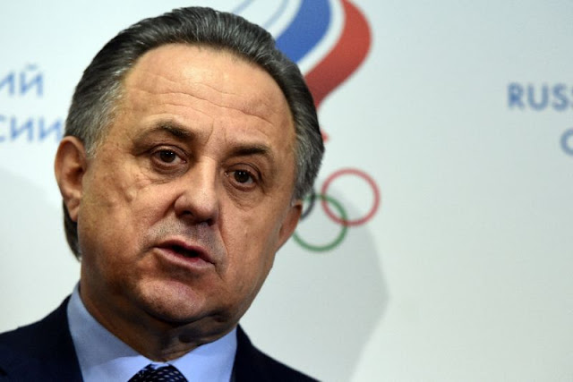 Russian Soccer Chief Deputy PM Mutko
