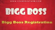 Bigg Boss 12 Online Registration 2018 by GYANPOINTWEB