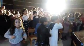 فرقة محترف نجوم أيت ملول للمسرح والتنشيط التربوي تقدّم عرضًا ترفيهيًا في تارودانت