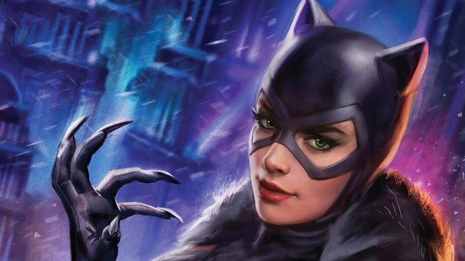 Catwoman, DC, Comics, Art, 4K, #6.2068