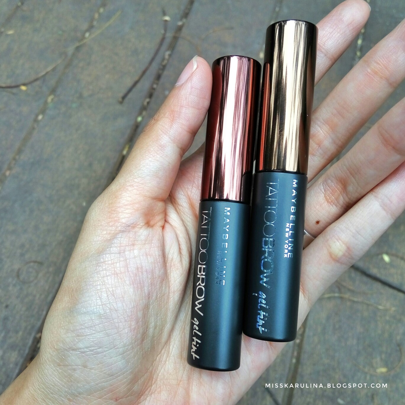 Review maybelline tattoo brow gel tint untuk tampilan for Maybelline eyebrow tattoo