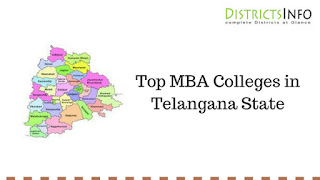 Top MBA Colleges in Telangana State